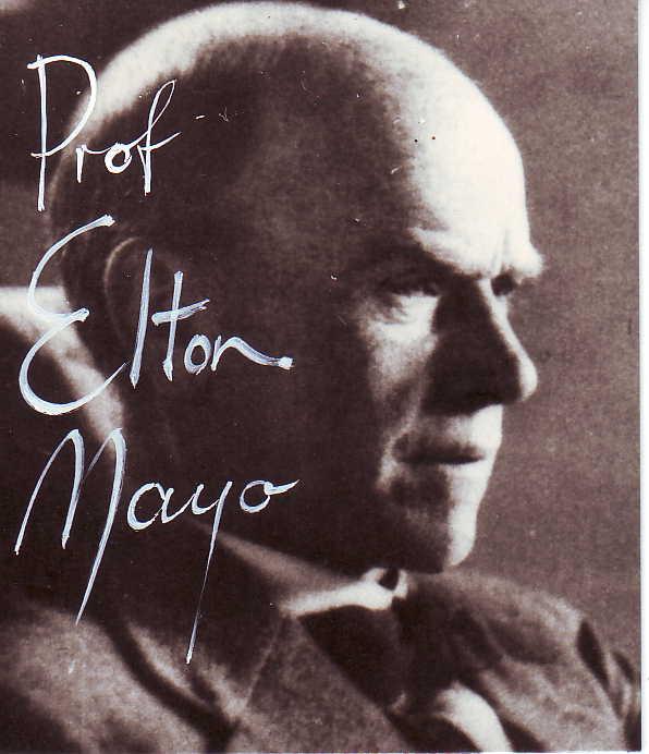 adelaide research  u0026 scholarship  professor george elton mayo